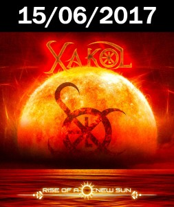 Xakol - Rise of a New Sun - release date pt