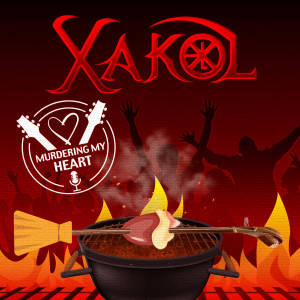 Xakol - Murdering My Heart 3000x3000
